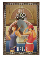 Bathing Belles Poster