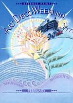 2005 Art Deco Weekend Poster