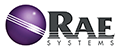 Rae Systems Gas detectors and safety equipment