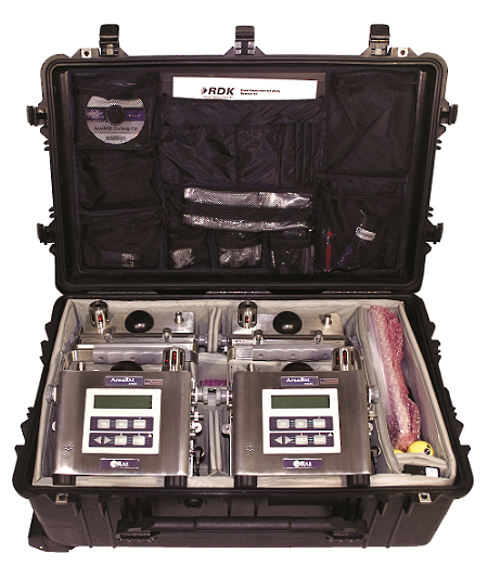 AreaRAE Rapid Deployment Kit (RDK)