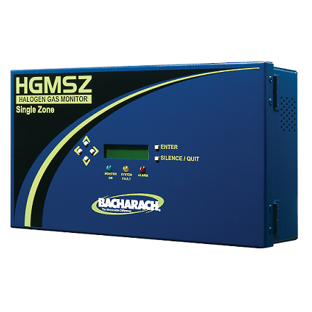 SINGLE-ZONE High Precision Refrigerant Leak Detector