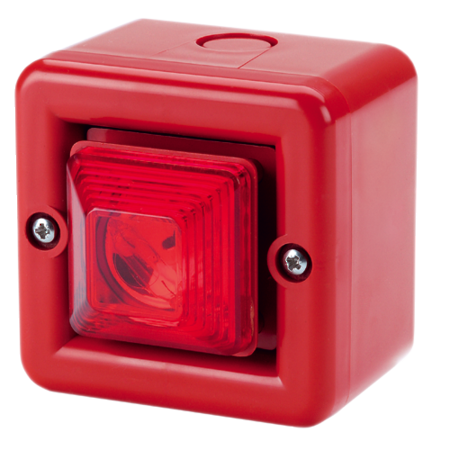 SON4L Alarm Sounder & LED Beacon