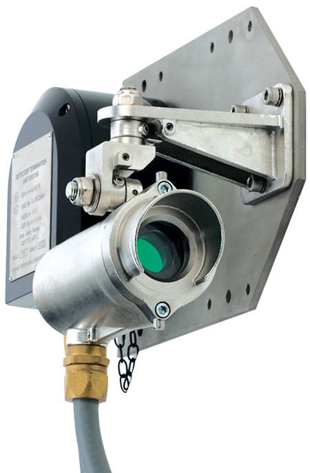 Searchline Excel Open Path Infrared Gas Detector