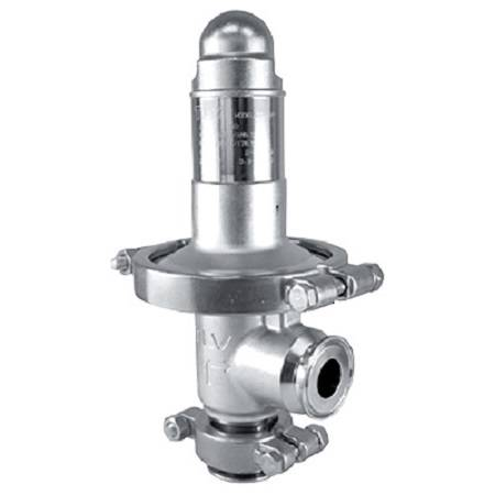 TLV Direct Acting Pressure Reducing Valve for Clean Steam DR8