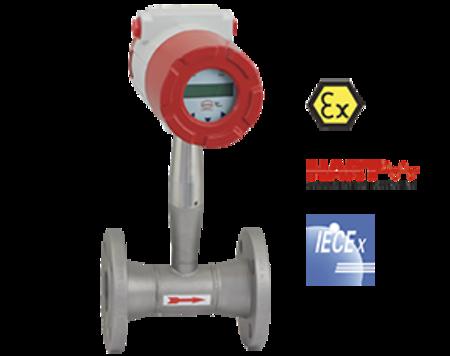 Vortex Flowmeter DVH