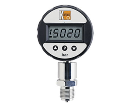 Pressure Gauge Digital with Ceramic Sensor Element MAN-LD