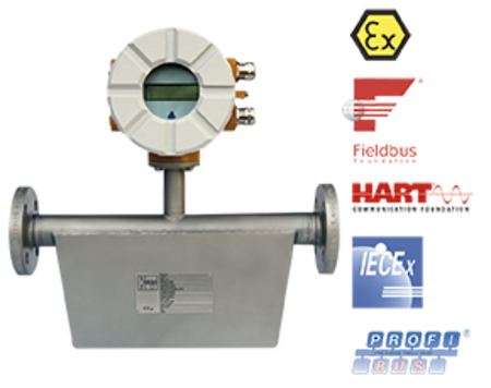 Mass Flowmeter Coriolis TMU/UMC-3