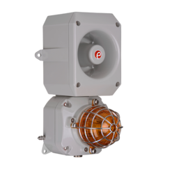 D2xC2LD2 Alarm Horn & LED Beacon