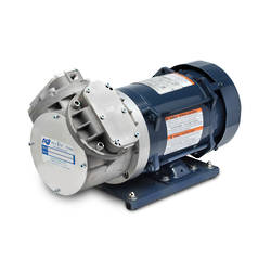 H-SERIES DIA-VAC DOUBLE HEAD HAZARDOUS AREA PUMP