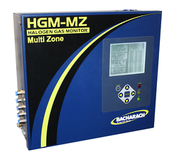 MULTI-ZONE High Precision Refrigerant Leak Detector