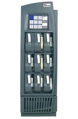 Vertex Multi-Point Toxic Gas Monitoring System