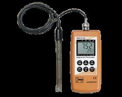 Hand-Held pH, Redox, Temperature Measuring Unit HND-R