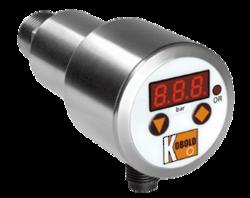 Pressure Sensors with Ceramic Element PDA