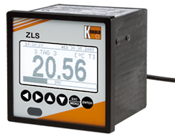 Electronic Multi-Channel Datalogger ZLS