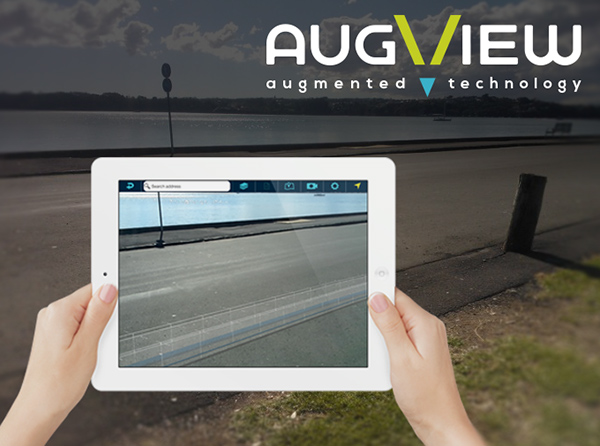 Augview Augmented Reality GIS