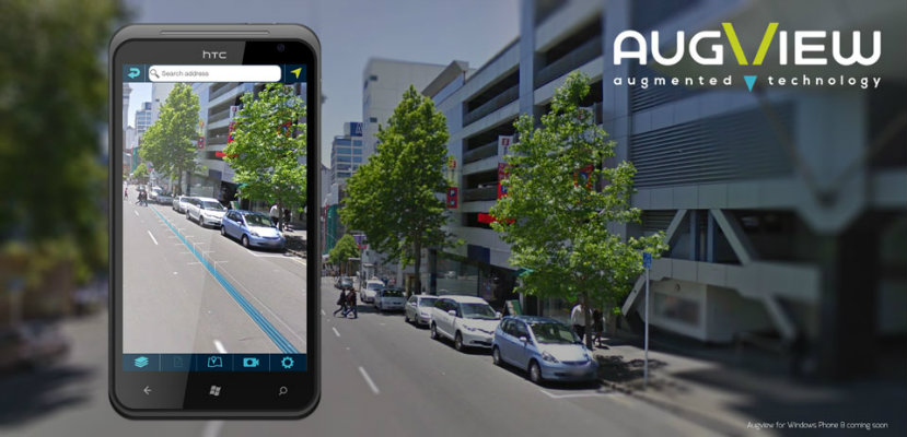 augview augmented reality gis promo