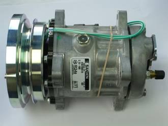 COMP CATERPILLAR VARIOUS SANDEN SD7H15 24V 1GA (CM4604)