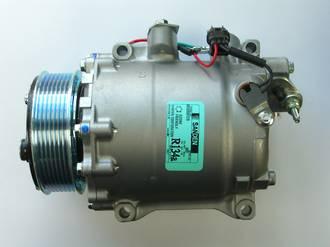 COMP HONDA CRV 2.4L 07-10 TRSE090A PV7 106MM DM 12V