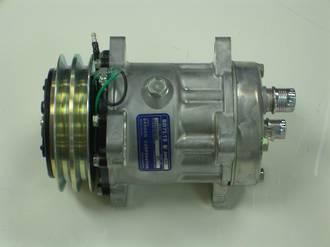 COMP SD7L15 R404 SANDEN HOR AA 132MM 24V (CMA952)