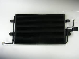 CONDENSER VW GOLF IV / AUDI A3, S3, TT 1997 - 2004