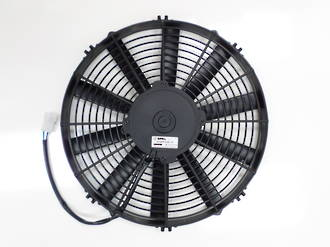 "FAN SPAL 13"" 24V PUSHER (EF3519)"