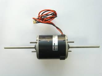 ELECTRIC MOTOR BLOWER DUAL SHAFT 12V JAYLEC 1SPD (EM9018)