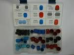 SERVICE PORT CAP KIT 46 PC (CP4016)