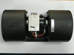 BLOWER ASSEMBLY SPAL 24V 3SPD SPAL (EM2468)