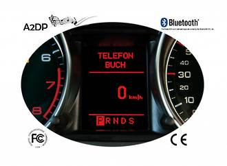 Audi Basic Plus - Bluetooth