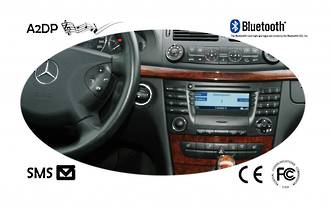 Mercedes Bluetooth Handsfree Pro