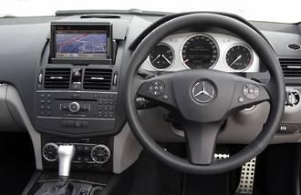 Mercedes GPS Navigation UK import NTG4