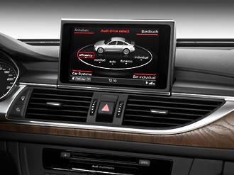 Audi MMI3G/3G+ retrofit