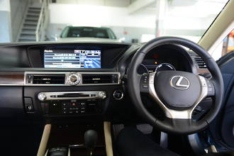 Lexus Satellite Navigation System HDD UK import