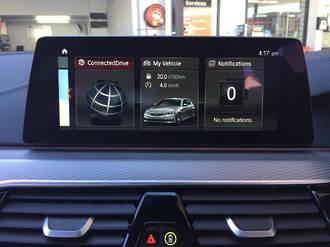 BMW GPS Navigation UK import idrive NBTevo