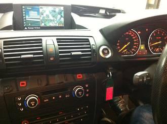 BMW GPS Navigation conversion for X3 E83 Japan import