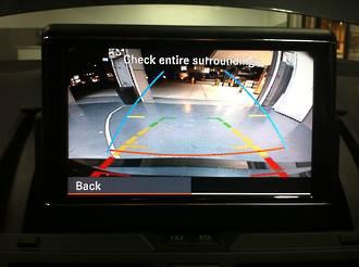 Mercedes rear view camera retrofit for C/E/CLS NTG 4.0/4.5