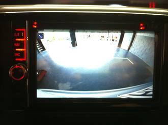 Universal rear view camera