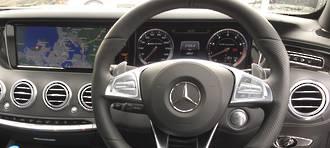 Mercedes GPS Navigation UK import NTG5