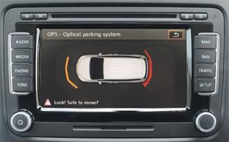 VW Touareg RNS850 GPS Navigation UK import