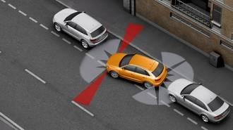 Audi parking assist