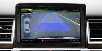 Audi rear view camera retrofit MMI 3G navigation plus