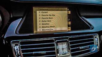 Mercedes Ipod retrofit for E, CLS