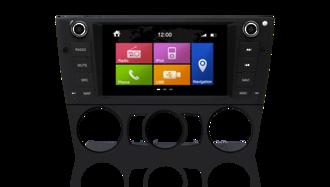 N6 - E9XM, BMW GPS, Navigation, Bluetooth, iPod, DVD, USB