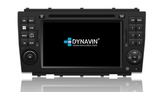 N7 - CLK - PRO, Mercedes GPS, Navigation, Bluetooth, iPod, DVD, USB