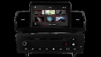 N7 - E8X - PRO, BMW GPS, Navigation, Bluetooth, iPod, DVD, USB