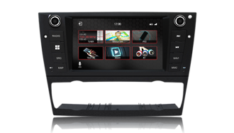 N7 - E9X - PRO, BMW GPS, Navigation, Bluetooth, iPod, DVD, USB