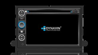 N7 - FD2004 - PRO Ford GPS, Navigation, Bluetooth, iPod, DVD, USB
