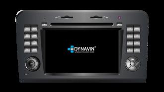 N7 - MBML - PRO, Mercedes GPS, Navigation, Bluetooth, iPod, DVD, USB