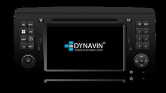 N7 - MBR - PRO, Mercedes GPS, Navigation, Bluetooth, iPod, DVD, USB