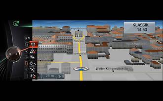 BMW GPS Navigation UK import idrive NBT